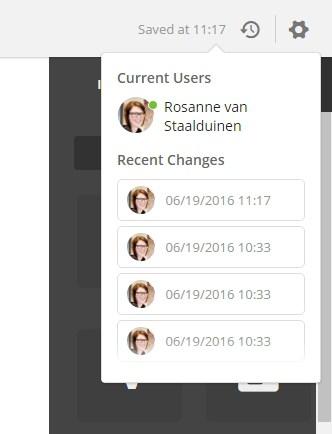 Revisie terugzetten in ActiveCampaign
