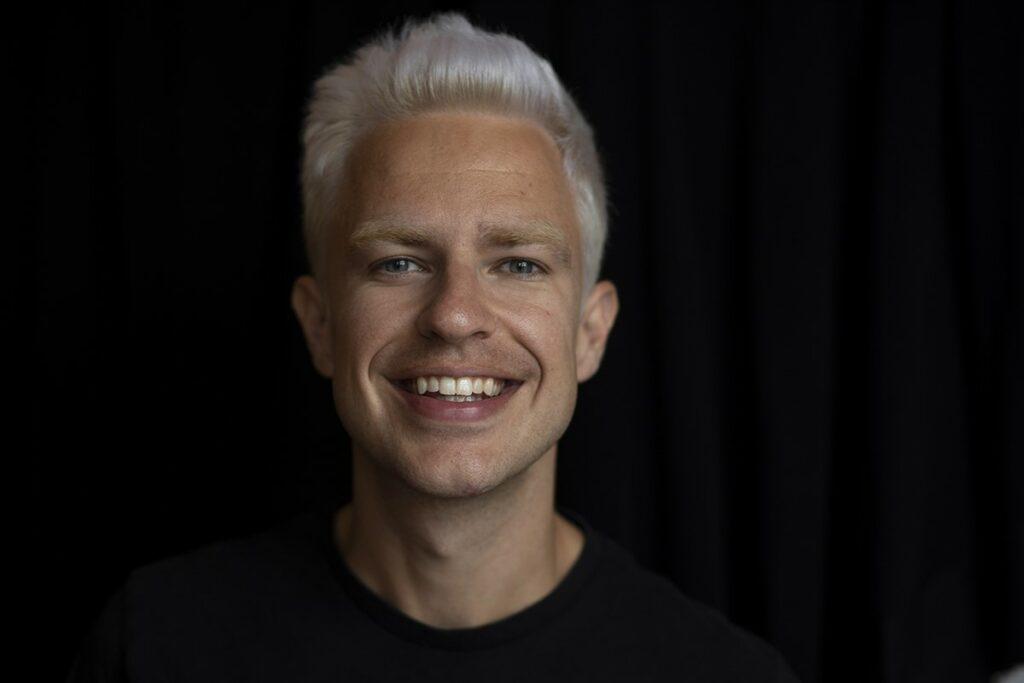 Sebastiaan van der Lans, founder van WordProof een WordPress plugin en online dienst waarmee je content kunt timestampen